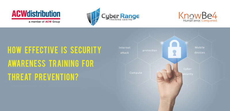 Cyber Range x KnowBe4】How Effective Is Security Awareness Training